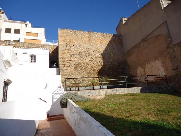 Antigua Muralla Oropesa