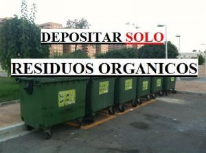 Contenedores Residuos Organicos