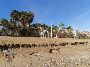Playa Amplaries 20 noviembre 2012