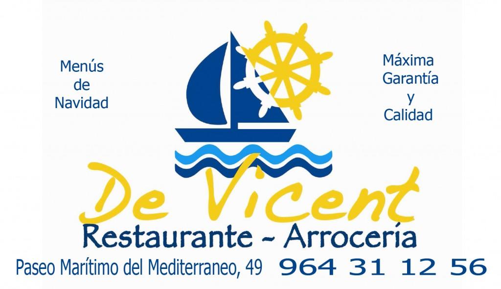menu vicent