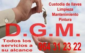 DGM CUSTODIA DE LLAVES