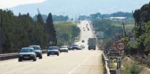 carretera n340