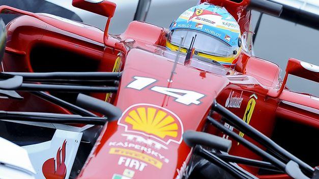 Alonso-Ferrari F14t