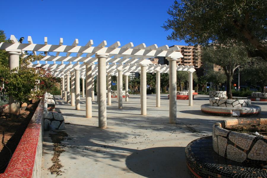 Plaza de Las Columnas