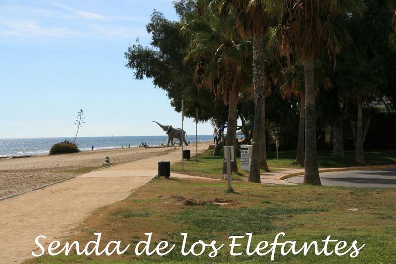 Senda de los Elefantes