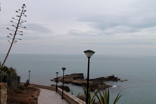 Sendero del Faro