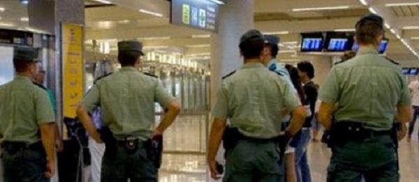 Aeropuerto-Guardia Civil