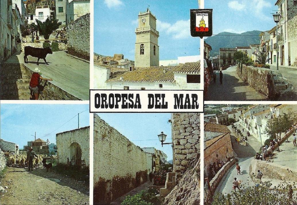 Oropesa Ayer y Hoy