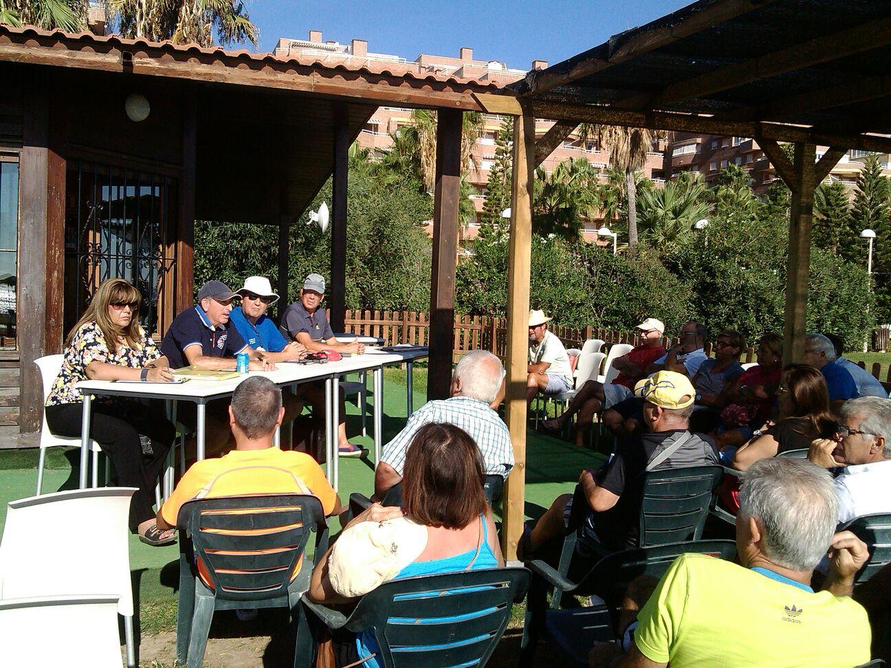 REUNION PRESIDENTES 20-09-2015