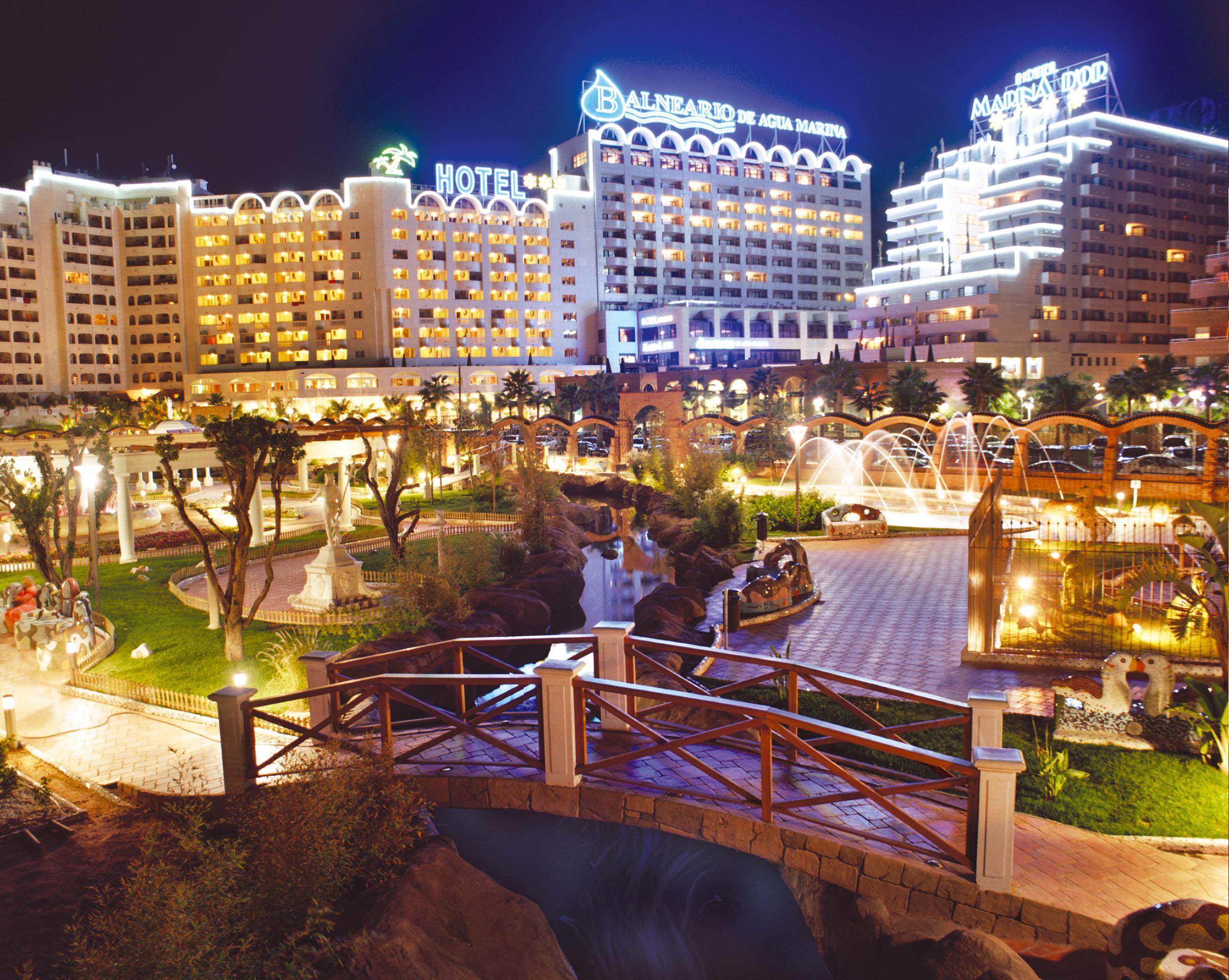 hoteles noche
