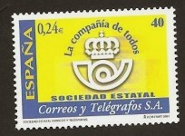 Sello de Correos
