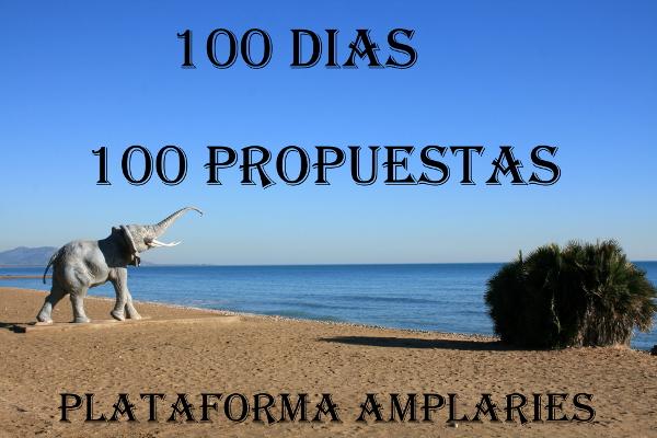 INFORME 100 DÍAS, 100 PROPUESTAS