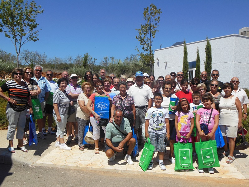 EXCURSION CERVERA 30-07-2014